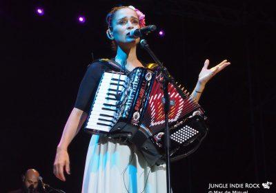 Julieta Venegas en Alcalá crónica