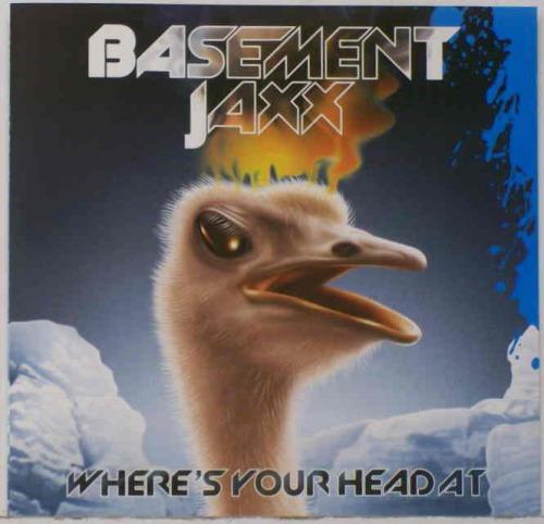 Basement Jaxx - Where's Your Head At (2001)