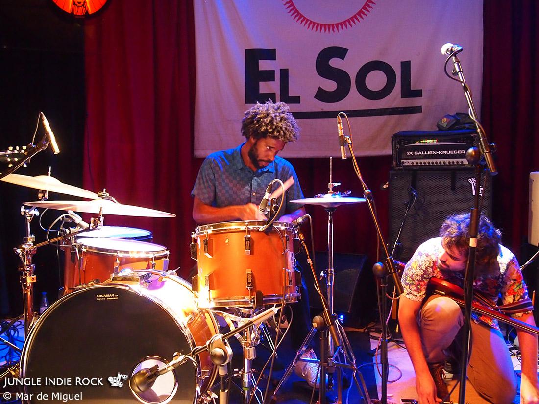 Ynaiã Benthroldo y Raphael Vaz El Sol
