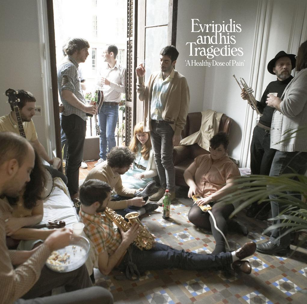 Evripidis and his Tragedies - A Healthy Dose Of Pain