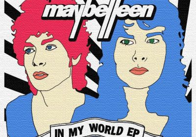 maybelleen ep art