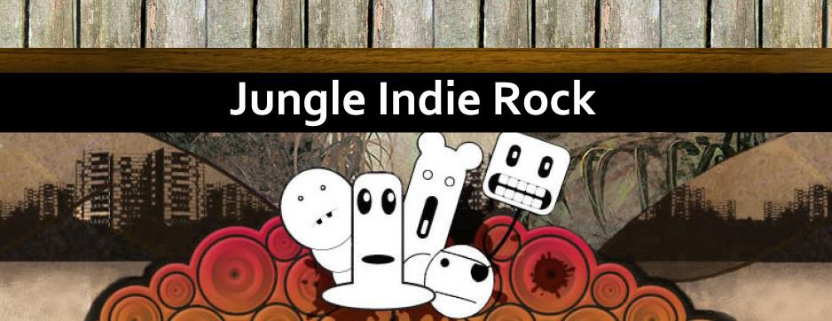 Jungle Indie Rock - Head Image