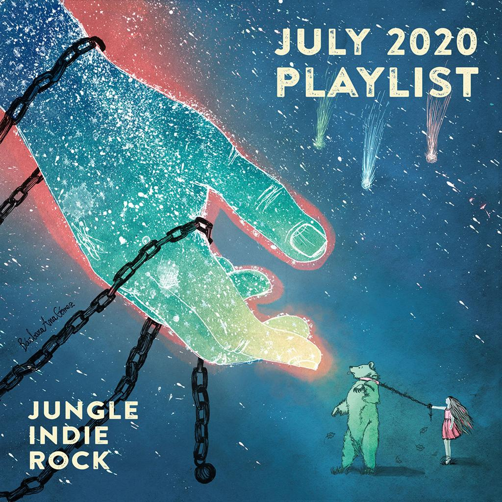 July 2020 Playlist cover art