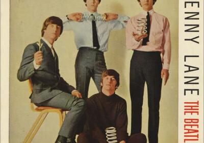 The Beatles - Penny Lane single