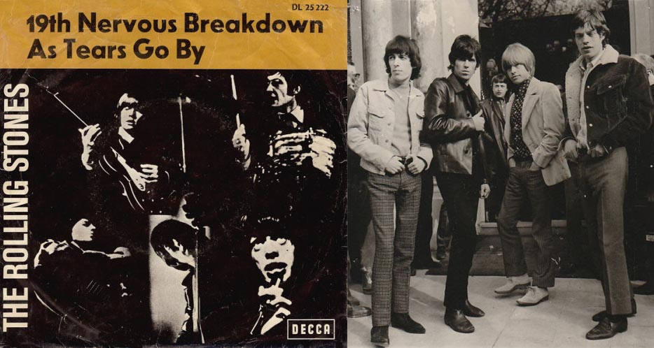 The Rolling Stones 19th Nervous Breakdown