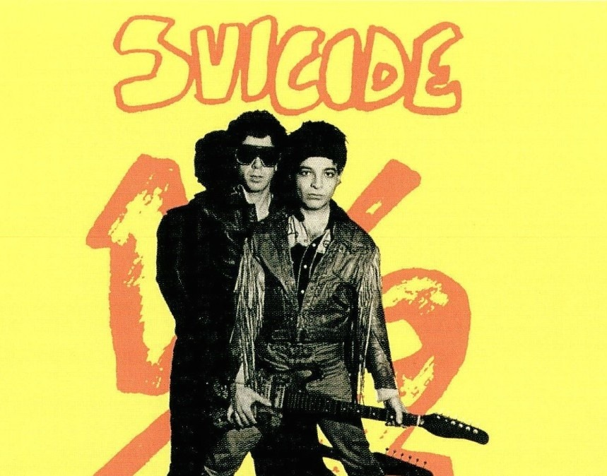 Suicide - Suicide (1977)