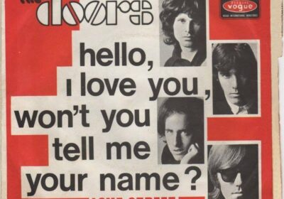 The Doors Hello I Love You