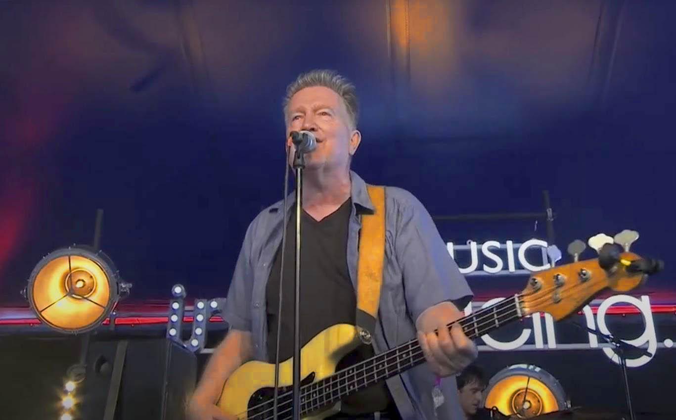 Tom Robinson Band - 2-4-6-8 Motorway Glastonbury 2016